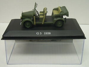Finshed Model Mercedes Benz G 5 (W152) 1938, 1/43, Atlas, Metal, New