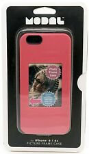 NEW Modal iPhone 6/6s PINK Picture Frame Cell Phone Case MD-MA64SAMR Photo Image