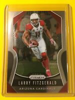 🔥🔥2019 PRIZM LARRY FITZGERALD Base #231 Arizona Cardinals