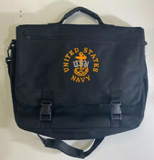 US NAVY MESSENGER Bags United States Navy Laptop Computer Bag SCHOOL or TRAVEL