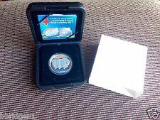 Aruba 5 Florin Silver Commemorative Coin 2011 - Royal Visit - Proof