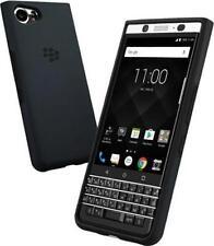 Genuine BlackBerry KEYone Dual Layer Shell Case - Black Ultra Lightweight