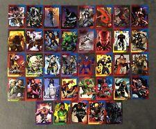 2015 Marvel Retro Base Autograph Auto Parallel Insert Card Singles You Choose