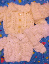 Hat Hand Knitted/Crocheted Reborn Doll Clothing