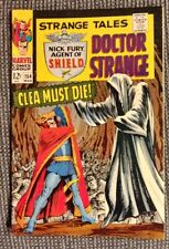 Strange Tales # 154 ....  High Grade copy