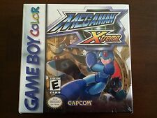 Mega Man Xtreme (Nintendo Game Boy Color, 2001) GBC NEW