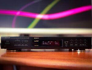 DENON TU-425RD Stereo AM / FM Tuner Deck