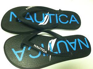 NAUTICA - SANDALS - BLACK - SZ 12 -  NWOB - B-SHO-3