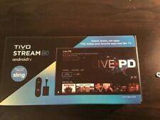 TiVo Stream 4K media player brand new Black Ready to Ship Fast