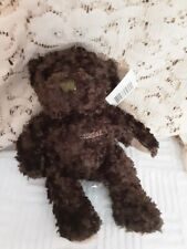 Rare Vintage Hershey Factory Smith Falls Plush Brown Bear