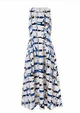 LK Bennett - Multi Print Dr Queenie Dress  Size UK 10