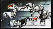 Horses Sheet Stamps