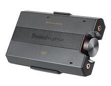 Creative sonido Blaster e5 amplificador de auriculares (hl1310)
