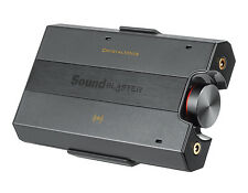 Creative 70SB159000001 Labs Sound Blaster E5 24bit@192khz Black Headphone