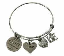 Sister Bracelet -Sister Jewelry- Perfect Gift for Sisters