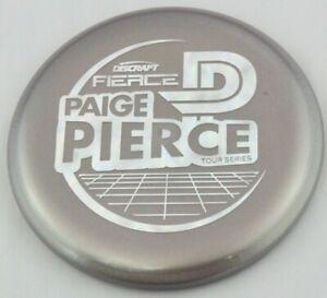 NEW Paige Pierce Fierce 170-172g Tour Series Discraft Golf Discs at Celestial