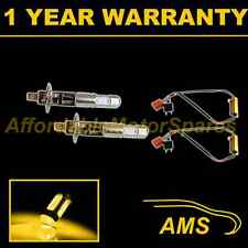 2X H1 YELLOW CREE LED FRONT FOG SPOT LAMP LIGHT BULBS HIGH POWER XENON FF501101
