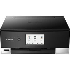 NEW! Canon Pixma Ts8350 Ts8350 Black Inkjet Multifunction Printer Colour Copier/