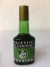 Mignon Miniature COINTREAU Majestic Au Cognac Curaçao 3cl 40% Vol