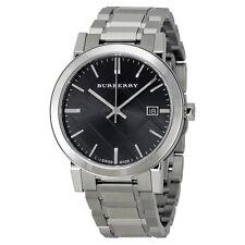 100% NEW Burberry UNISEX Watch BU9001 Swiss Made Steel Bracelet ON SALE NOW