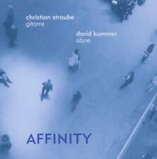 Christian Straube - Affinity - CD