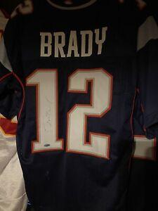 Steiner Sports Tom Brady NFL Original Autographed Jerseys for sale ...