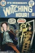 The Witching Hour  #39 [ Witches , Ghosts , Undead , Monsters , Gouls , Vamps