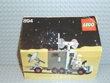 LEGO® Space Classic Bauanleitung 894 Mobile Ground Tracking instruction B138