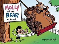 MOLLY AND THE BEAR - SCOTT, BOB/ KOTH, BRETT (FRW) - NEW HARDCOVER BOOK