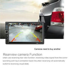 Bluetooth 2-Din GPS Navigation USB/TF/AUX Hands-Free Stereo
