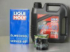 Manutenzione - Set Benelli Bn 600i con Olio e Filtro Olio di Liqui Moly