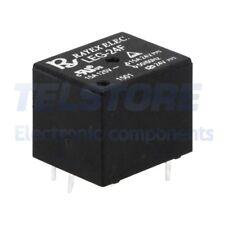 1 pcs G7601 Relè elettromagnetico SPDT Ubobina 24VDC 15A/120VAC toff 8ms TELSTOR