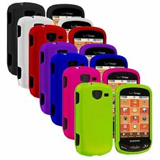 7-pack Hard Rubberized Case for Samsung Brightside U380