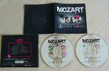 2 CD ALBUM MOZART L'OPERA ROCK 21 TITRES 2009