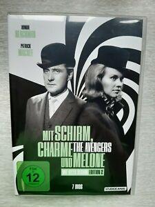 Mit Schirm, Charme und Melone - Wie Alles begann - Edition 2