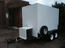 . 10 x 5 foot - Brand New - Mobile Trailer / Portable walk in Cool Room