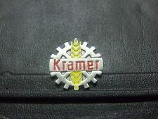 Pin Kramer Logo Trecker Traktor - 2,5 cm
