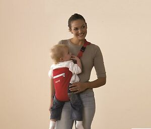 Baby Carrier Baby Hip Carrier Baby Sling - RED