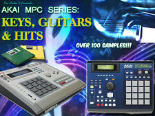 Hip Hop Llaves, Guitarras & Hits-Akai MPC2000 Xl-Mpc3000 formato MPC2000 Disco Zip