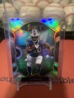 2020 Panini Select ZACK MOSS Concourse Silver Holo Prizm RC Rookie Card Bills