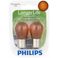 Philips Long Life Mini Amber Light Bulb 1156NALLB2 for 1156 1156NALL S-8 yt