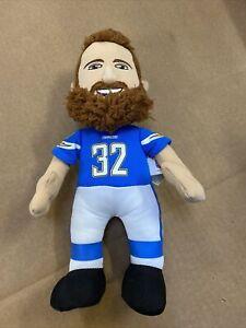 Eric Weddle San Diego Chargers NFL Plush Figure Bleacher Creatures