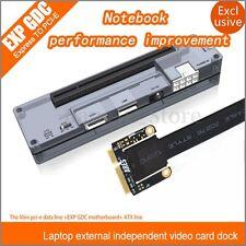 Graphics Video Card External Independent Laptop GTS450 Mini PCI-E V8.0 EXP GDC