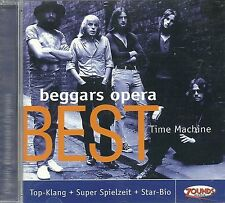 Beggars Opera Time Machine (Best of) Zounds CD