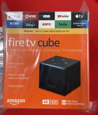 Amazon Fire TV Cube 4K Ultra HD    16GB Latest Gen   Hands-free with Alexa