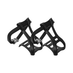 Sunlite ATB Toe Clips and Straps Toe Clips Sunlt Mtb W/straps Med