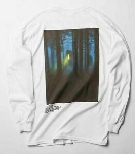 KID CUDI MR. RAGER III VIRGIL ABLOH Long Sleeve T-Shirt NEW 100% Authentic RARE!