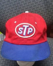 VINTAGE STP RICHARD PETTY SIGNED NASCAR SNAPBACK HAT CAP