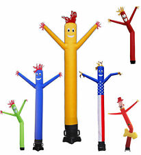 20ft 6M Inflatable Advertising Air Wind Tube Puppet Sky Wavy Man Dancer