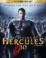 The Legend of Hercules (Blu-ray Disc, 3D 2014, Canadian)